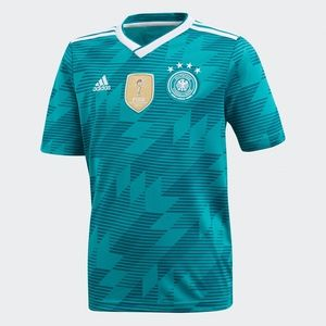 adidas Germany DFB 2018 Authentic Soccer Jersey